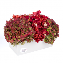 Aranjament floral TFS 010 de la floraria online The Flower Society