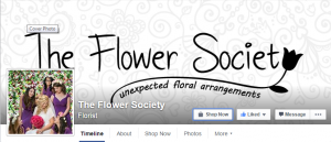 Vezi buchete de flori The Flower Society pe Facebook